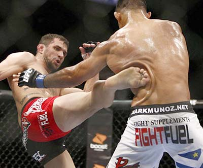 májrúgás MMA-bab